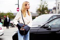 London – Pernille Teisbaek.  @lookdepernille, #LFW, #England, #Fashion, #LFW15, #London, #Moda, #Mode, #PernilleTeisbæk, #SS16, #Street, #StreetStyle, #Style, #UK, #Woman, #Women Photo © Wayne Tippetts