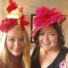 What? You don't wear a fascinator to brunch? @fashionattheraces @nancimhouse #sharethelex