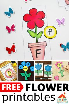 Use these free spring printables for preschoolers to do your spring theme preschool lesson planning. This list has all the preschool activities for spring. Preschool Spring Songs, Preschool Garden, Preschool Lesson Plans, Preschool Learning Activities, Free Preschool, Preschool Themes, Preschool Printables, Free Printables, Plant Lessons