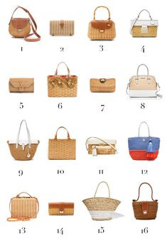 There aren't many items that my 16-year-old self coveted that I still find myself admiring a decade later, but one of the few was a straw basket bag that my mom carried during the summer. She was working for Coach at the time and their entire catalog was full of summery straw bags like hers …