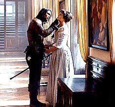 """Constance and D'Artagnan Haven - """"He hurt you."""" """" No. H e c a n n e v e r h u..."""