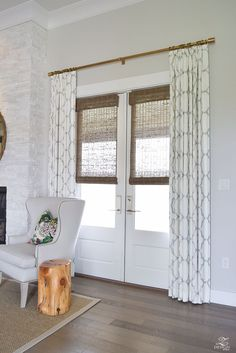 ZDesign At Home: Well Appointed Curtains