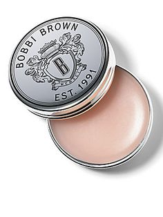 Specially formulated with wheat germ, avocado and olive oils, this comfortable, non-greasy lip balm immediately goes to work comforting and protecting lips. Bobbi Brown Lip Balm SPF 15 comes in a sleek and portable polished silver tin. Glossier Lipstick, Mac Cosmetics Lipstick, Lipsticks, Makeup Cosmetics, Lipstick Swatches, Beauty Guide, Beauty Hacks, Beauty Solutions, Beauty Makeup