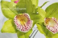 """Мастер-класс """"Орхидея Цимбидиум из фоамирана"""" Пошаговый фото мастер-класс по созданию орхидеи Цимбидиум  из фоамирана. Мастер-класс в формате PDF. Стоимость 50 руб."""
