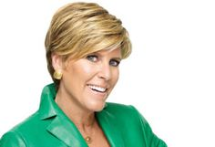 Suze Orman's Spring-Cleaning: Overhaul Your Files and Finances.  Great article.  Love the guidelines on what to keep and what to trash on page 3.  I need that!