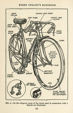 mostexerent:    Cyclist's Handbook