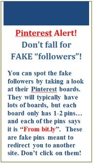 """Don't fall for these scammers.li"""" (I have deleted about 10 pins that linked back to these. I will no longer pin something if I can not get to the website) - I have wasted so much time on these pins and this is good to know! Les Accents, Fake Followers, Marketing Services, E Mc2, Like Facebook, Apps, Thing 1, Public Relations, Found Out"""
