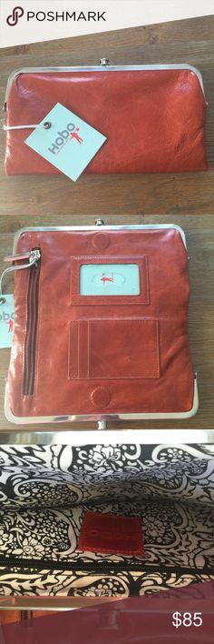 hobo leanne double frame clutch wallet clutch wallet crossbody wallet and hobo bags - Double Frame Clutch Wallet