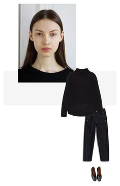 / by darkwood on Polyvore featuring polyvore fashion style Lemaire A.P.C. Serge Lutens clothing