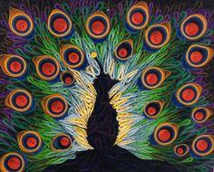 Quilled Paper Art Mosaics - MORE ART, LESS CRAFT