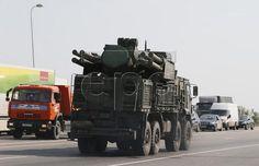 Nikolaus von Twickel @niktwick Follow An @epaphotos correspondent saw this nice little vehicle when covering the aid convoy nr Kamensk Shakhtinsky  5:32 PM - 14 Aug 2014
