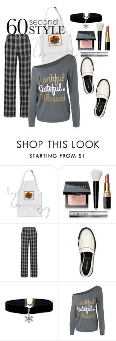 """""""Untitled #284"""" by mariahedanne on Polyvore featuring Bobbi Brown Cosmetics, Proenza Schouler and Nine West"""