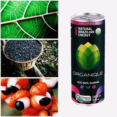 Já pensou em alguma bebida energética 100% natural?  Organique energy drink é um poderoso estimulante desenvolvido apenas com ervas e frutas orgânicas.  A fim de promover uma alternativa saudável e sustentável, o primeiro energético orgânico do Brasil, é rico em frutas com grande quantidade de energia.