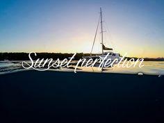 Sunset perfection! Enjoy!
