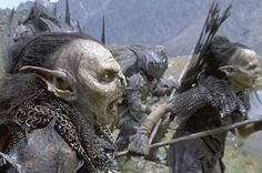 Orcs of the Misty Mountains