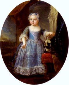 Madame Troisième, Marie Louise de France, (1728-1733).jpg