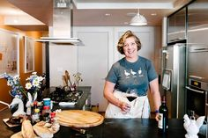 Meat Maven Ariane Daguin Happily Brings Her Work Home