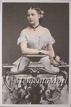 Grand Duchess Olga Constantinova of Russia (Queen Olga of the Hellenes)