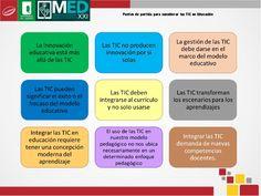 TIC en IE.5136 Fernando Belaúnde Terry - Callao: Competencias docentes para mediaciones pedagógicas...