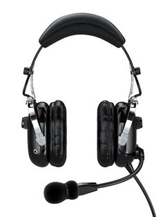 a89e03819e3 FARO ANR (Active Noise Reduction) Premium Pilot Aviation Headset with Input  (Available adapters for aviation headset connectors