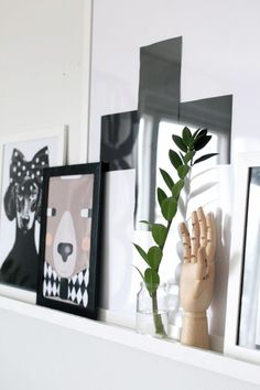 9 Gorgeous Ways to Decorate With Plants - Melyssa Griffin Melyssa Griffin, Diy Home Decor For Teens, Interior Styling, Interior Decorating, Nordic Bedroom, Scandinavian Home, Inspired Homes, Interior Inspiration, Bedroom Inspiration