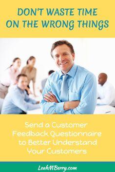 Business Customer Satisfaction Survey Form  Customer Feedback