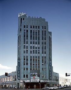 Pellissier Building and Wiltern Theatre - Wikipedia, the free encyclopedia
