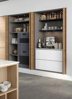 Sigdal hovedkatalog—side 22 Kitchen Utilities, Country Kitchen, Entryway, Interior Design, Retro, Inspiration, Furniture, Kitchens, Feels