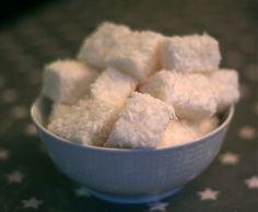 piña colada marshmallows...