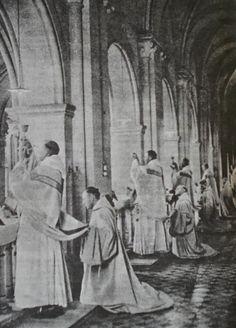 et nunc: Erste Früchte – tägliche die Messe zelebrieren