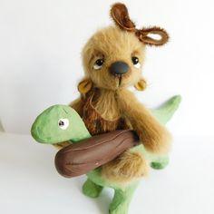 Bears, Teddy Bear, Toys, Gallery, Cute, Handmade, Animals, Activity Toys, Hand Made