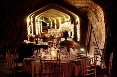 Jenni & Ben {Hans Fahden Winery} Wine cave wedding {So Eventful}