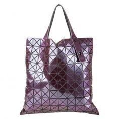 Sac cabas Prism Metallic Violet Grand modèle