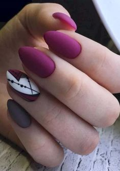 15 Elegant Ideas Of Nail Art Designs for Women 2018. Explore this link to see a list of most amazing shapes of nail art designs for all the fashionable and cute ladies. We have compiled here stunning ideas of long, short, acrylic and almond shape nail arts and designs to wear in 2018.