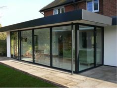It has long been known that the exterior folding patio doors is a great way to sound insulation and the best ability to bring in an interior room comfort, style Bifold Exterior Doors, Modern Exterior Doors, Exterior Doors With Glass, Sliding Glass Door, Sliding Doors, Glass Doors, Glass Storm Doors, Front Doors, Barn Doors