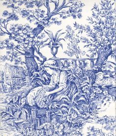 1000 Images About Toile De Jouy On