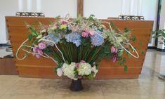승천대축일 엔젤헤어등 Floral Wreath, Wreaths, Plants, Home Decor, Shopping, Flower Crown, Decoration Home, Door Wreaths, Deco Mesh Wreaths