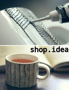 Cool easy cup to make