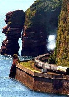 Great Western Railway ♦ Dawlish of Devon, England
