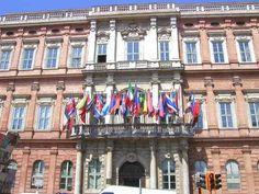 Universita per Stranieri di Perugia. Beautiful university where I took Italian classes.