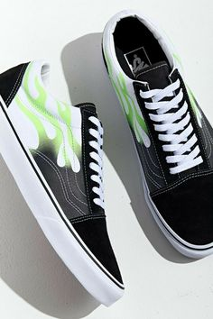 Shoes Vans Old Skool Urban Outfitters - Shoes Vans Old Skool Custom, Custom Vans Shoes, Mens Vans Shoes, Vans Men, Vans Shoes Fashion, Tenis Vans, Vans Outfit, Vans Old Skool Outfit, Aesthetic Shoes