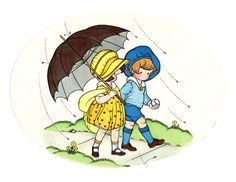 Adorable and very sweet wall art. Vintage 1970s illustration by famed artist Joan Walsh Anglund.