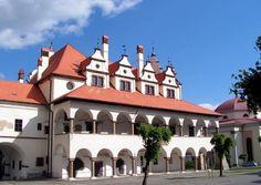 Slovakia, Levoča - Town hall