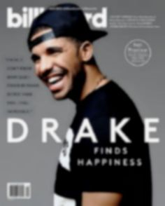 Drake appears on cover of Billboard magazine