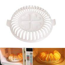 Baixas calorias DIY forno Fat batata Chips grátis fabricante de casa New F # OS(China (Mainland))