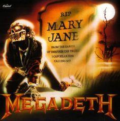 """RECENSIONE: Megadeth Singolo ((Mary Jane)) Dopo la pubblicazione di """"Anarchy In The U.K"""", la campagna promozionale intrapresa per """"So far, So Good... So What!"""" prosegue con """"Mary Jane""""; un prodotto dinamico e variegato che con la sua tracklist assolutamente d'eccezione e che rende questo singolo una vera e propria chicca per tutti i fan della band capitanata da Dave Mustaine. Clickando sull'immagine si apre la recensione, buona lettura. Michele Met Alluigi"""