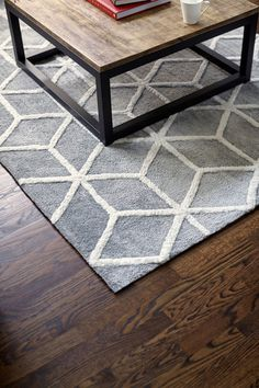 The Conestoga Trading Co. Robert Gray/Ivory Area Rug & Reviews | Wayfair