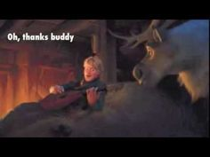 Reindeers Are Better Than People (lyrics) Frozen Soundtrack, Disney Movies, Reindeer, Lyrics, Nerd, Thankful, Good Things, Songs, Music