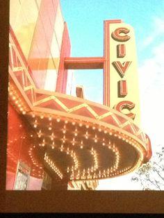 Farmington Civic Movie Theater by JHM