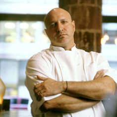 Tom Colicchio--Restauranteur and Top Chef judge